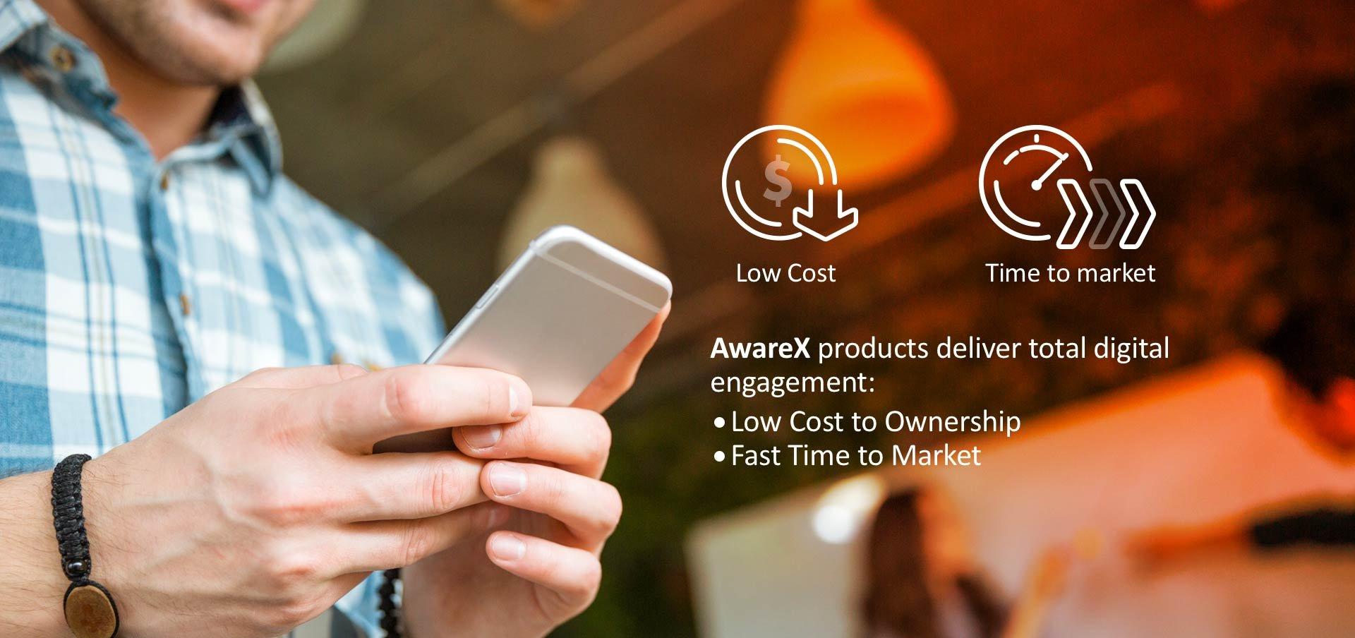 AwareX products deliver total digital engagement