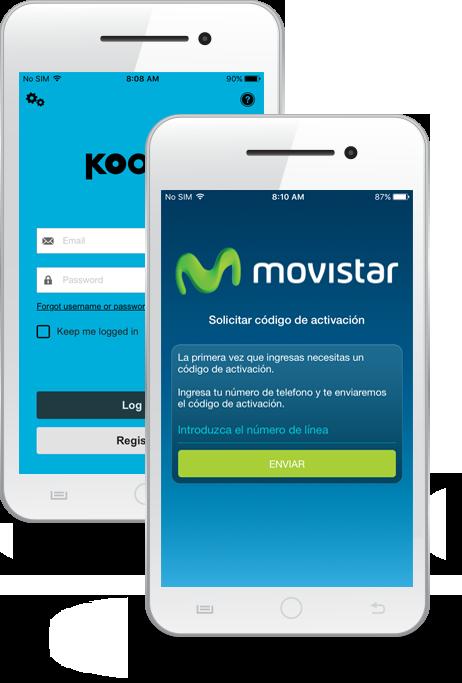 Cloud-based packaged app